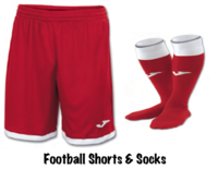 Joma Football Shorts & Socks