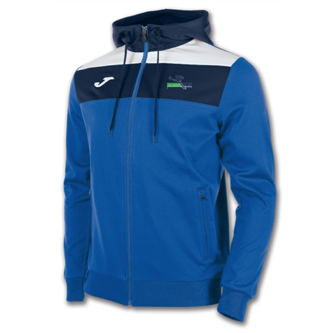 Soccer Village Blue Youth Hoodie.