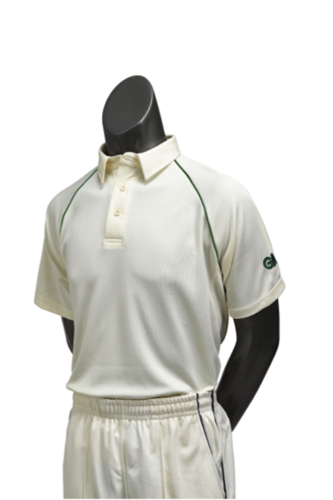 Gunn and Moore Premier Club Cricket Shirt Short Sleeve Youth