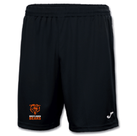 Droylsden Bears CC Twenty 20 Training Shorts Youth