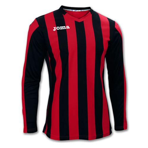 Joma Copa Long Sleeve Jersey Adult