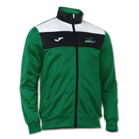 Soccer Village Green Youth Tracksuit Jacket