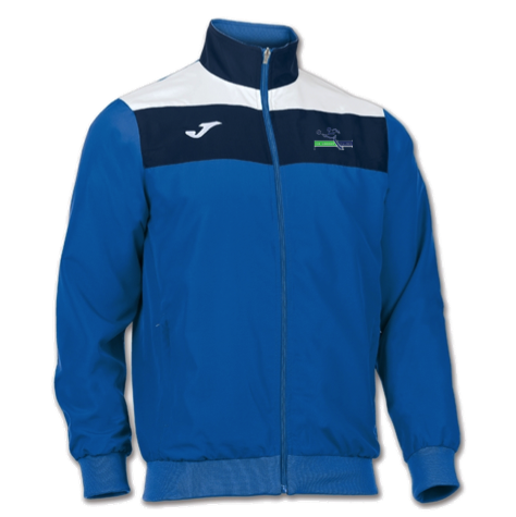 Soccer Village Blue Adult Tracksuit Jacket