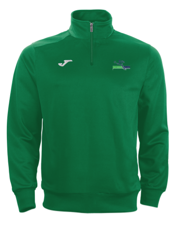 Soccer Village Green Adult Zip Sweatshirt
