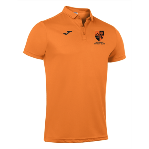 RHC After match polo - orange