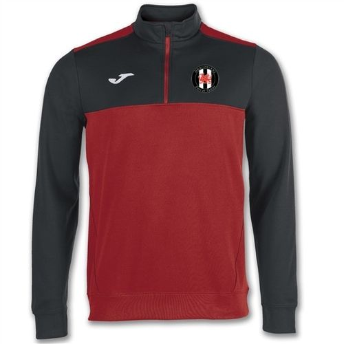 Cardiff Draconians Joma Winner Zip Sweatshirt - Youth