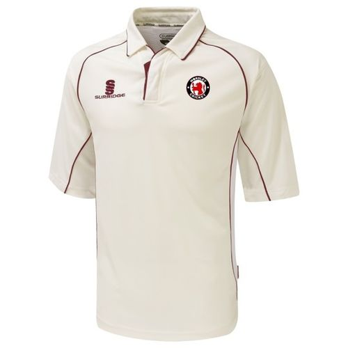 Worsley Cricket Club Surridge Premier 3/4 sleeve jersey Youth