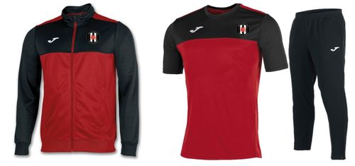 Cardiff Draconians FC Players Bundle - Adult