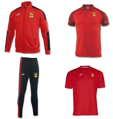 Carew FC Joma Player Bundle
