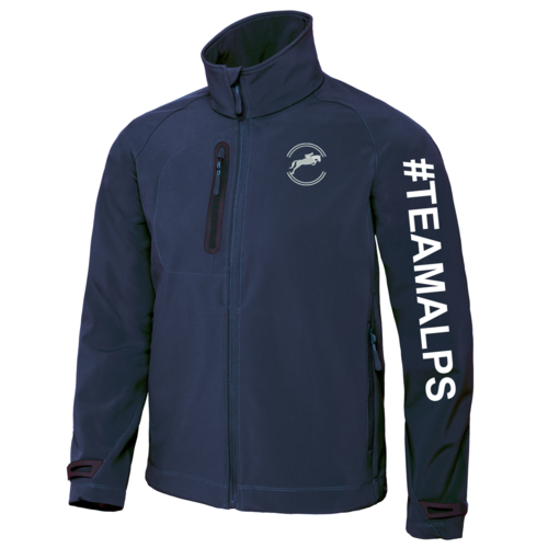 Team Alps Softshell Jacket