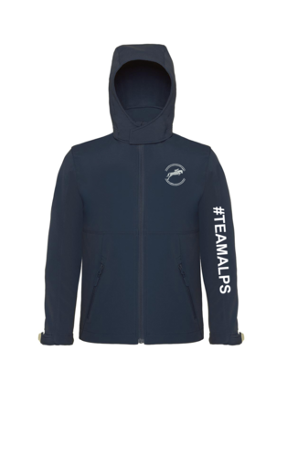Team Alps Youth Softshell Jacket