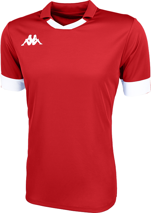 Kappa Tranio Short Sleeve Football Jersey