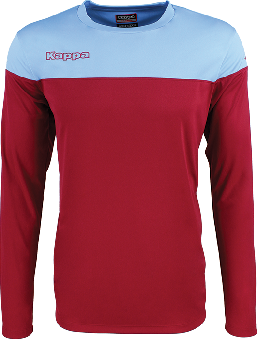 Kappa Mareto Long Sleeve Football Jersey