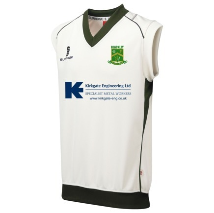 Blackley CC Surridge Curve Sleeveless Sweatshirt - Youth