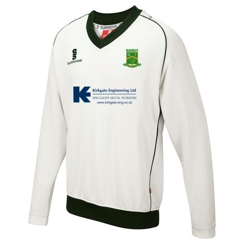 Blackley CC Surridge Curve Sweatshirt - Youth