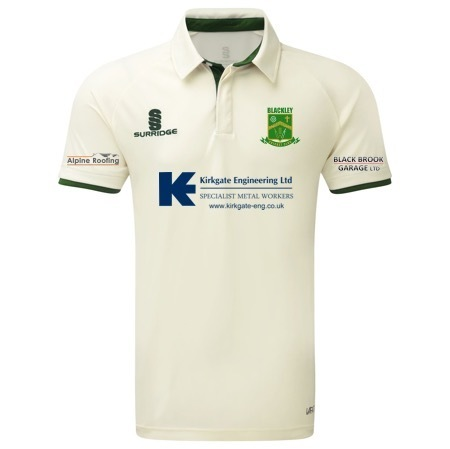Blackley CC Surridge Ergo Tek SS Playing Shirt - Youth