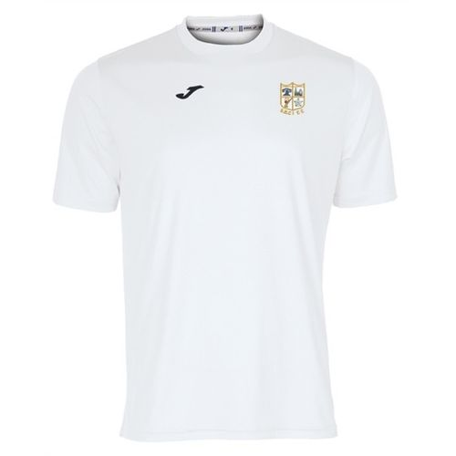 SBCI CC Combi White Training Tee Adult