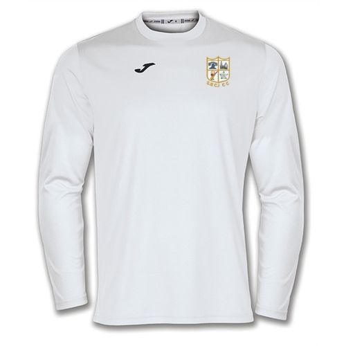SBCI CC Combi White Training Long sleeve Tee Adult