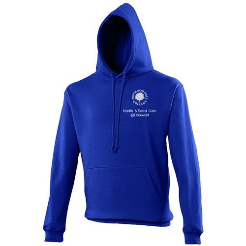 Hopwood Hall College Health & Social Care Hoodie