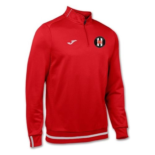 Cardiff Draconians FC Joma Campus Zip Sweat