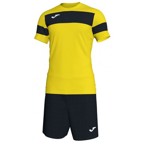 Joma Academy II Short Sleeve Football Jersey & Shorts