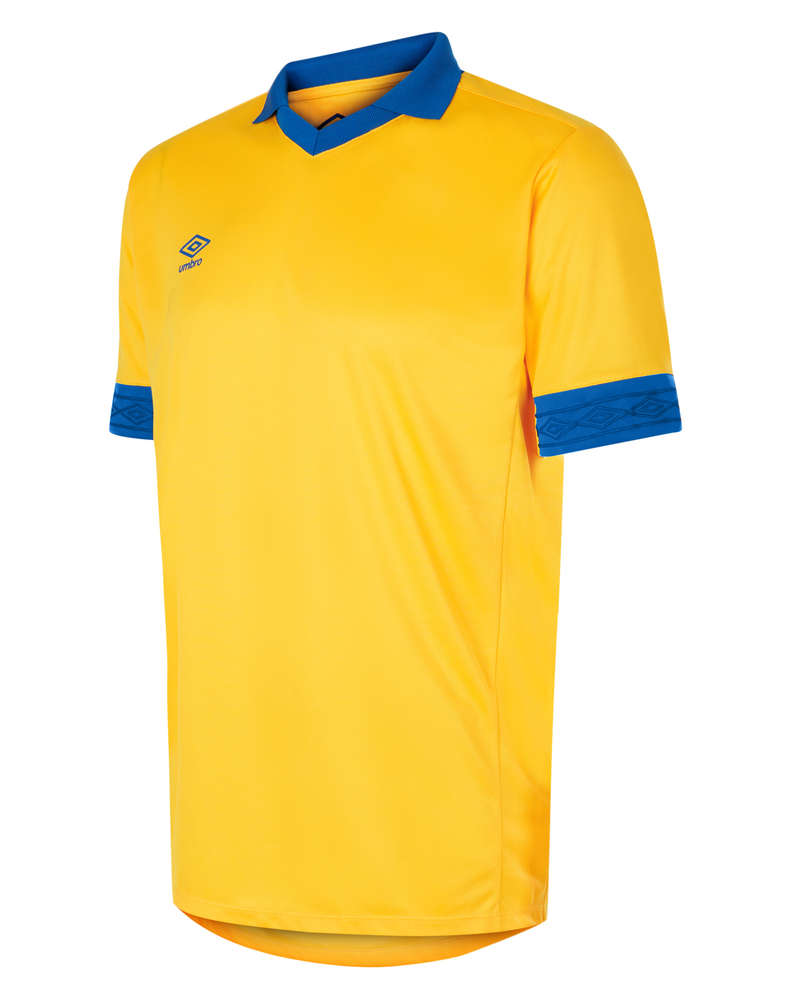 a034e6f2d8b Umbro Tempest Short Sleeve Football Jersey - GB Kits