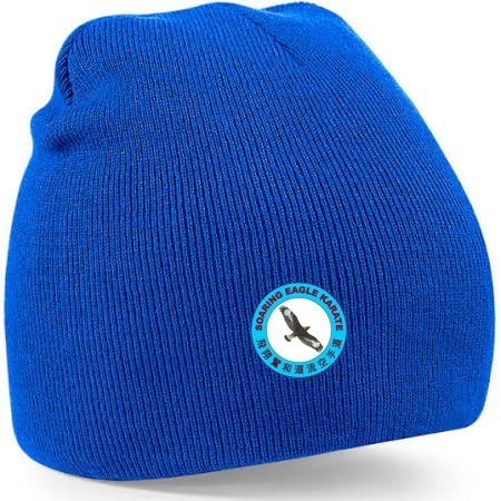 Soaring Eagle Karate Club Beanie Hat