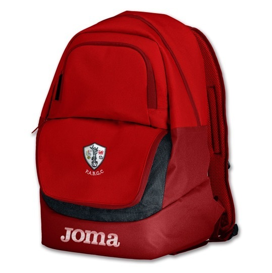 PABGC Junior Joma Diamond Rucksack