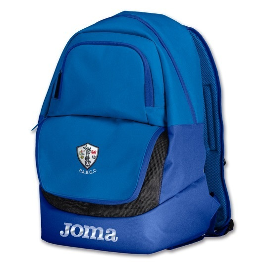 PABGC Senior Joma Diamond Rucksack