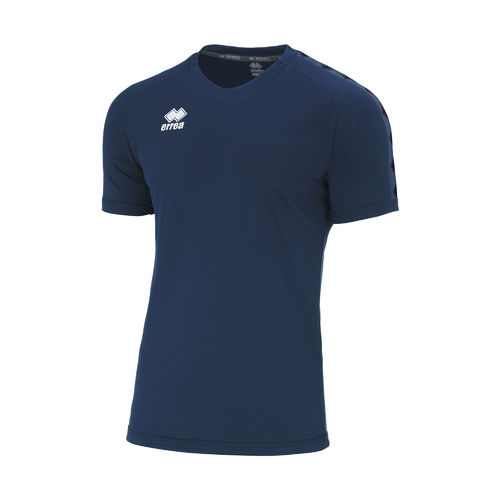 Errea Side Short Sleeve Football Jersey