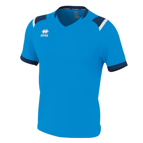 Errea Lucas Short Sleeve Football Jersey