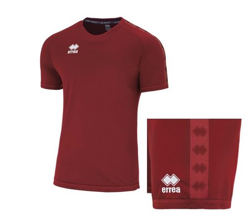 Errea Side & Stardast Football Kit Youth