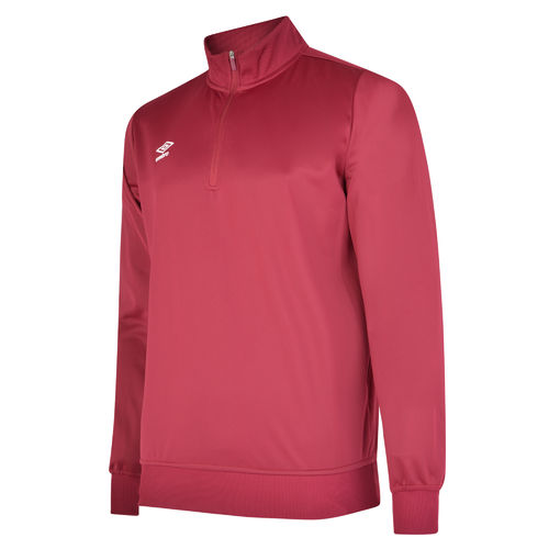 Umbro Club Essential Half Zip Sweat