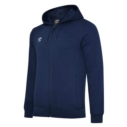 Umbro Club Leisure Zipped Hoody