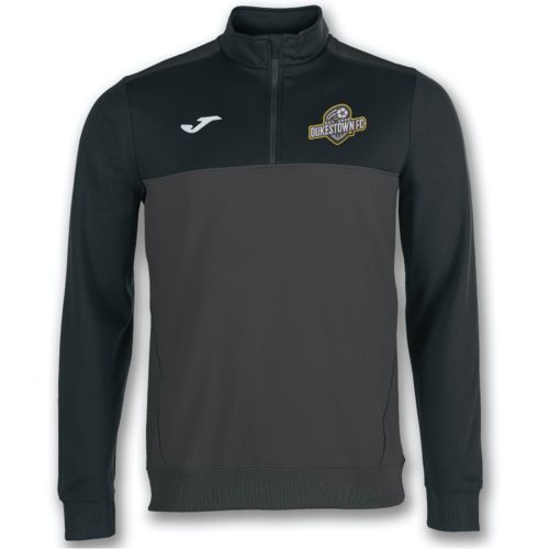 Dukestown Fc Zip Sweat